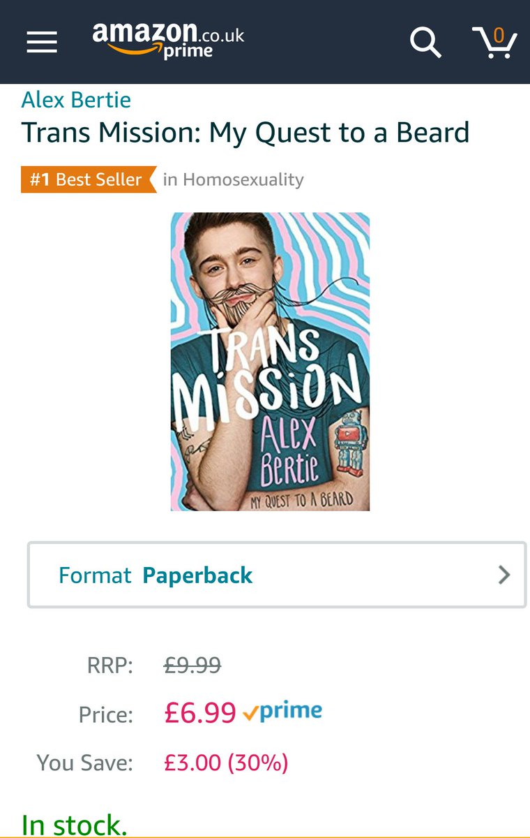 Alex Bertie On Twitter Its Officialtrans Mission Is Out Today