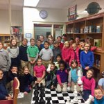 Chess Club at MB!  #wearemarybryan