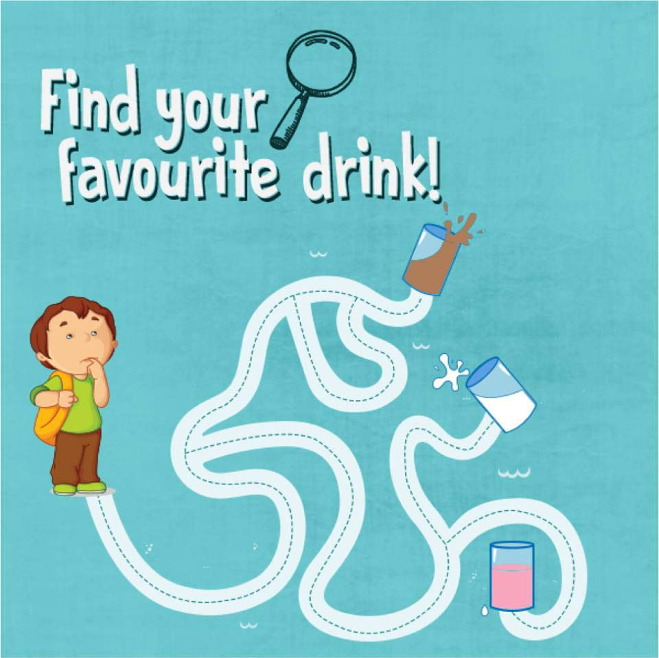Find the way to your favourite drink and post your answer in the comment section below. #TrickyThursday <br>http://pic.twitter.com/uJ5vNCK7fH