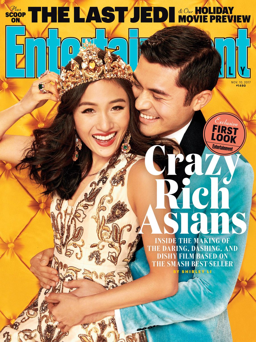 'Crazy Rich Asians' Author Says A Producer Tried To Whitewash The Film Adaptation