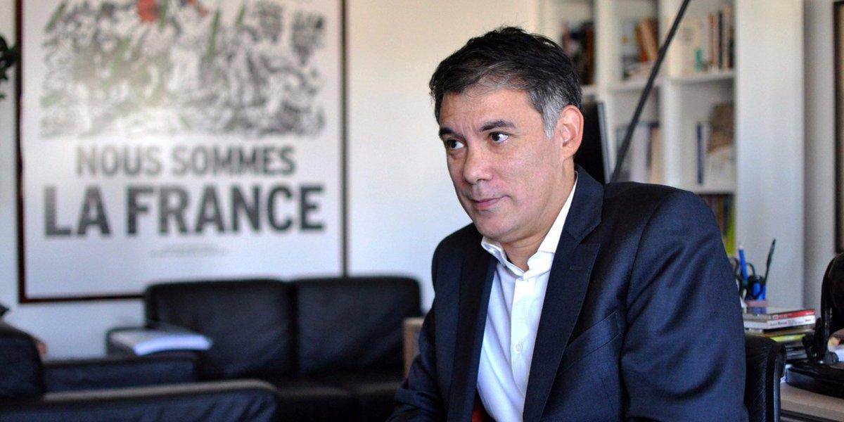 [Interview] Olivier Faure au #JDD : Même Sarkozy naurait pas osé le Budget 2018 de Macron lejdd.fr/politique/oliv…