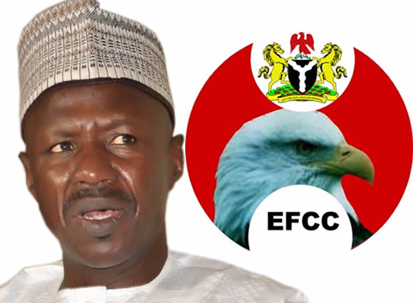 EFCC has hinted its intention to go after three more governors over Paris Club refund which it believed was brazenly looted by the said governors.