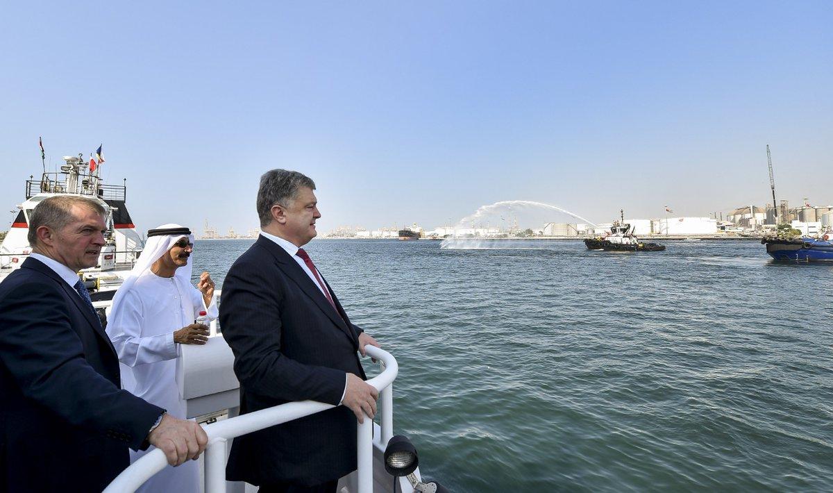 Саудовская Аравия заинтересовалась двумя украинскими проектами в транспортной сфере, - Омелян - Цензор.НЕТ 9188