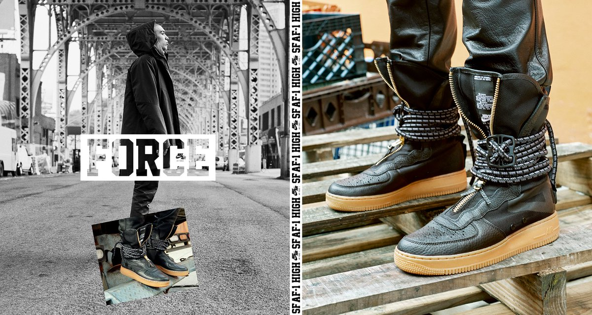 Luisaviaroma Com On Twitter Sf Air Force 1 Sneaker Boots Nike