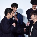 HiGH&LOW THE MOVIE 3FINAL MISSION完成披露試写会#HiGH_…