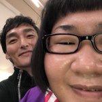 安藤さん。ボリューミーでせ!#草彅剛 pic.twitter.com/BxuwE2TrWl