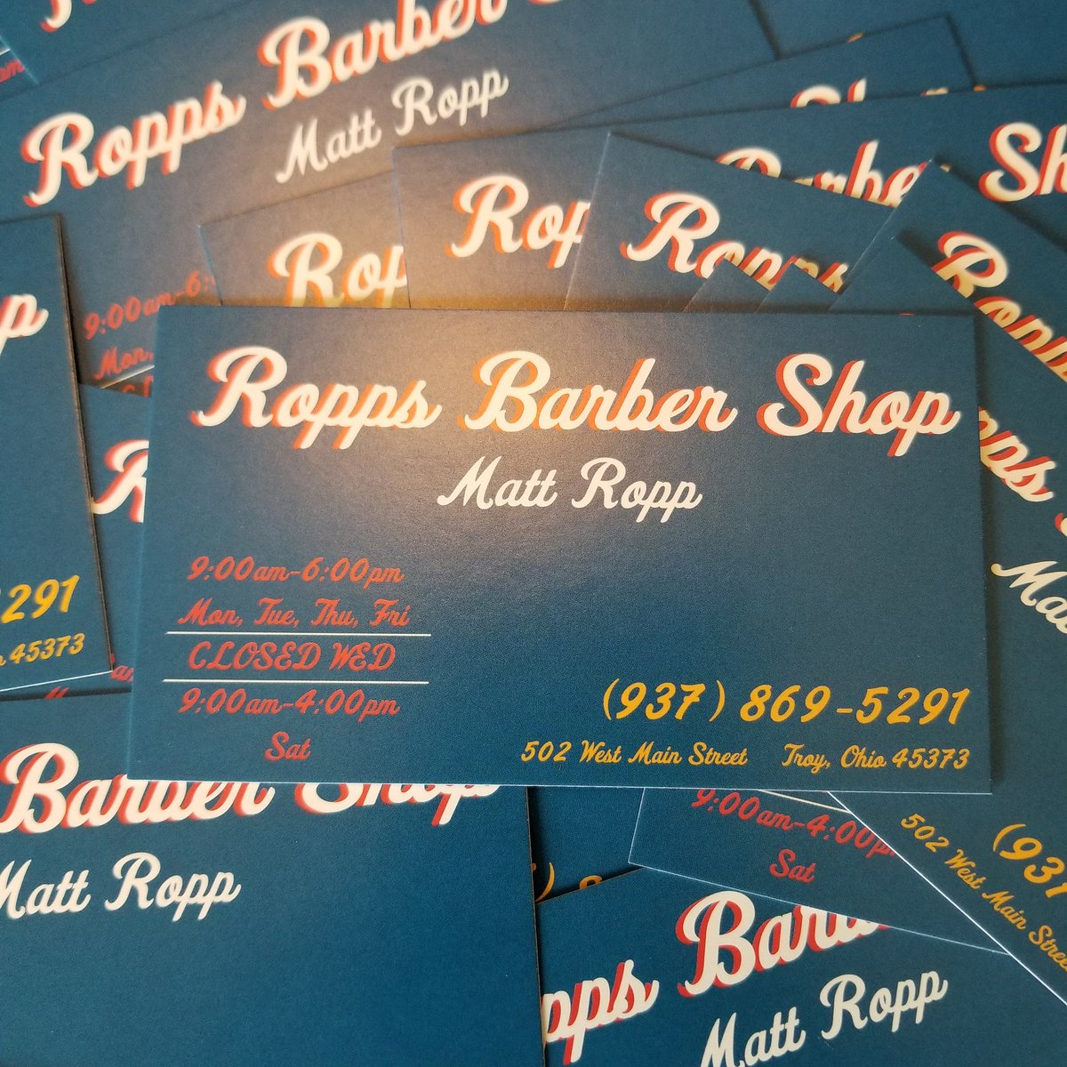 Ropps Barber Shop On Twitter Come Get A Haircut Calltxt To