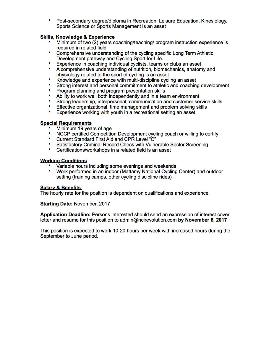expression of interest cover letter