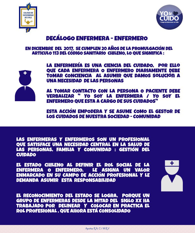 Colegio Enfermeras on Twitter: \