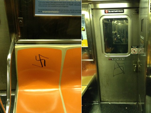 Anti-Defamation League: Anti-Semitic Incidents Almost Doubled In NYC This Year https://t.co/58oCnPkvzG