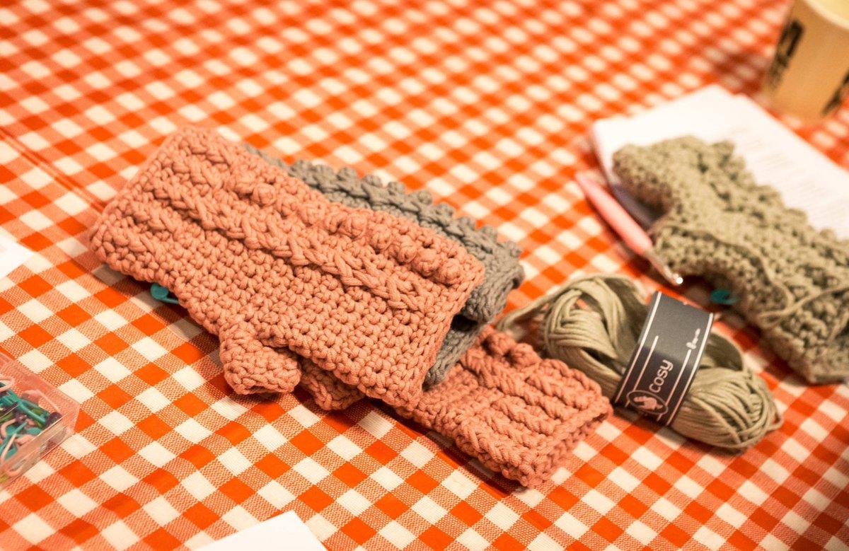 Handwerkbeurs On Twitter Grote Workshop Vingerloze Handschoenen
