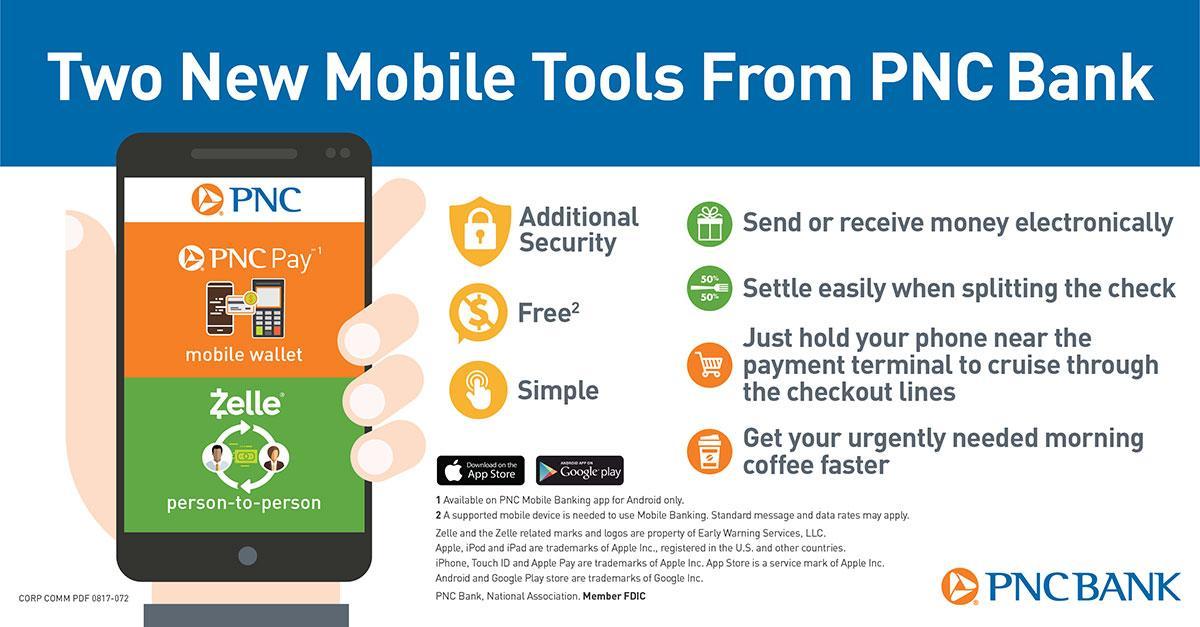 pnc bank mobile app download
