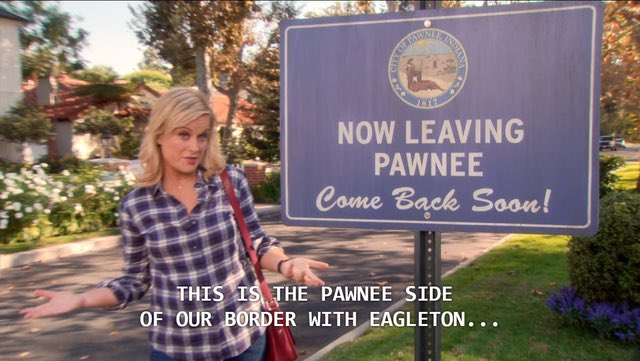 Parks and Recreation (@ParksAndRecPics) on Twitter photo 2017-11-02 16:49:04