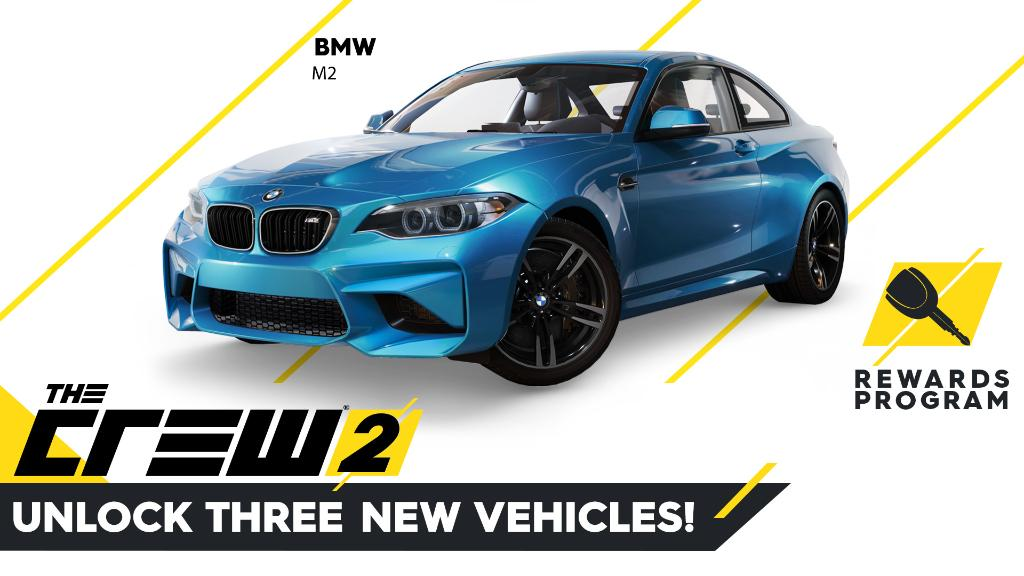 The Crew 2 On Twitter Two More Cars And Our Second Bonus Vehicle Added To Rewards Program All Details Here Https T Co Xdnuuwnaij