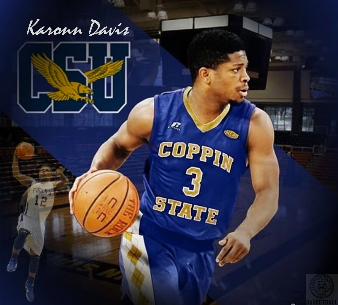 Image result for Coppin State vs Cincinnati Basketball Live pic logo