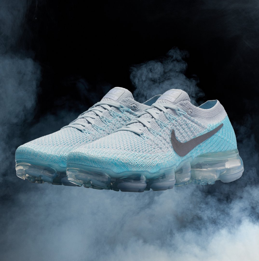 Take flight in the @Nike Women's Air Vapormax 'Ice Flash' – available now