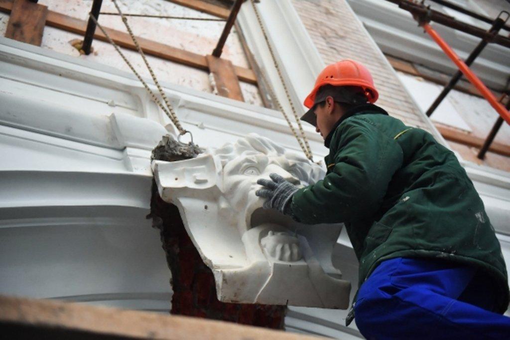 Реставрационные работы в сро