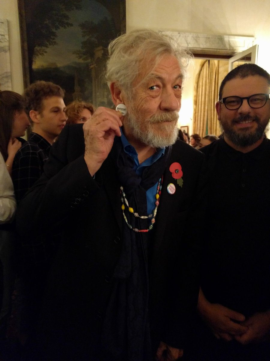 Sir @IanMcKellen has just accepted to take part at the next #RomaPride parade on the 9th of June! <br>http://pic.twitter.com/rj8k37qoiO