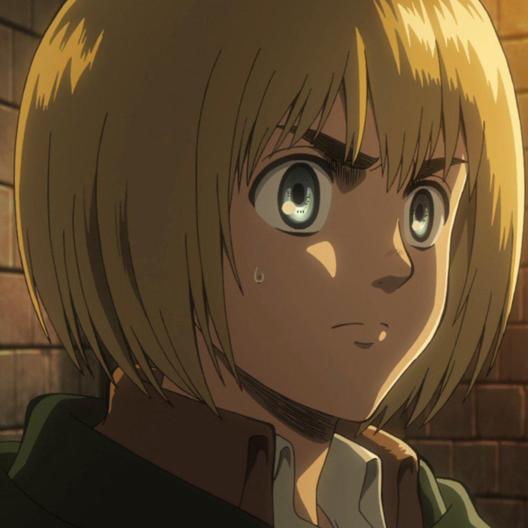 Armin Attack On Titan