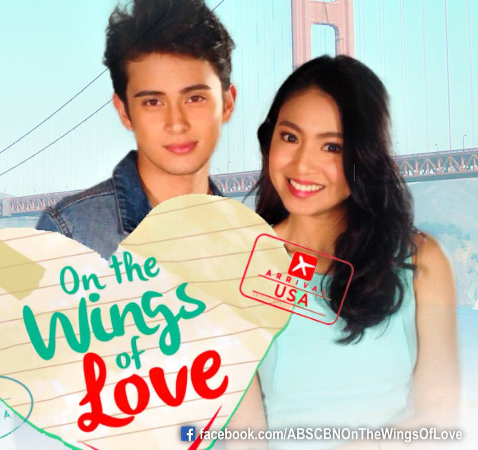 On the Wings of Love (2015)