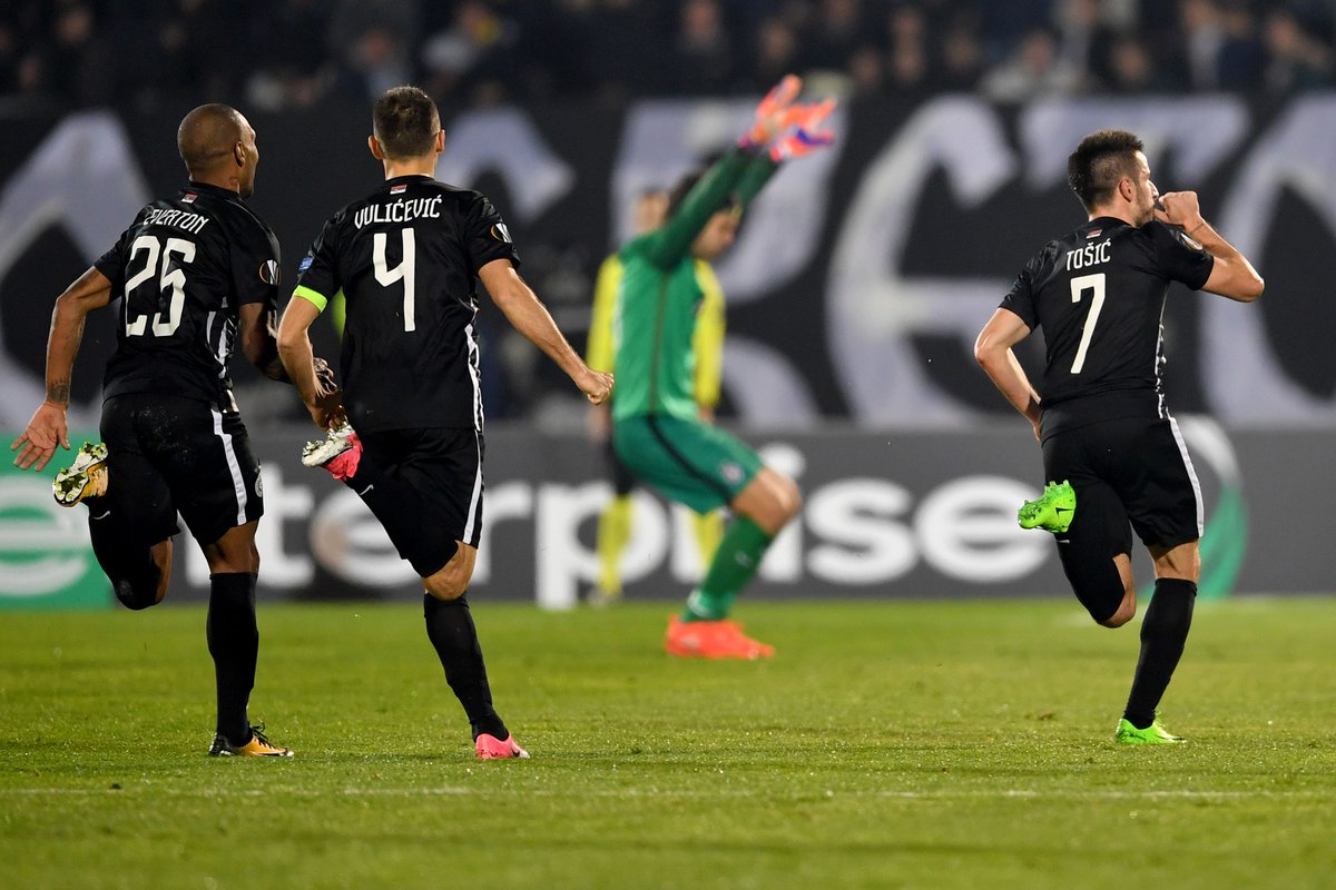 ЛЕ. Позор Локомотива в домашней игре с Шерифом, Милан снова не переиграл АЕК - изображение 2