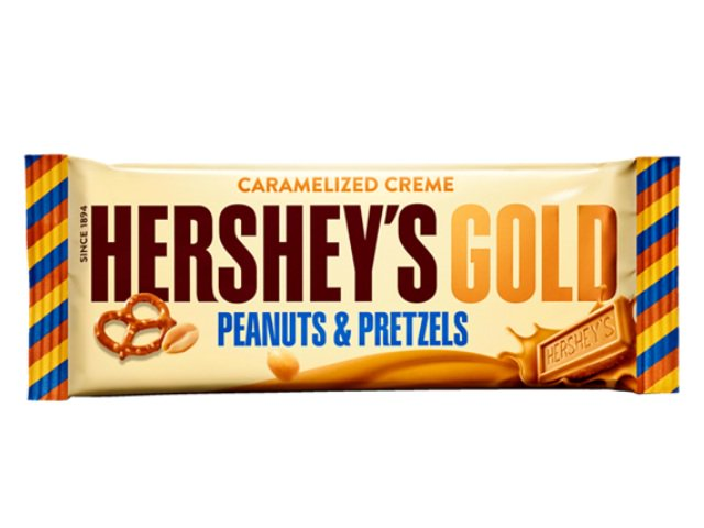 Hershey's Debuts Its First 'New' Candy Bar In A Generation https://t.co/SbPSTeejhH