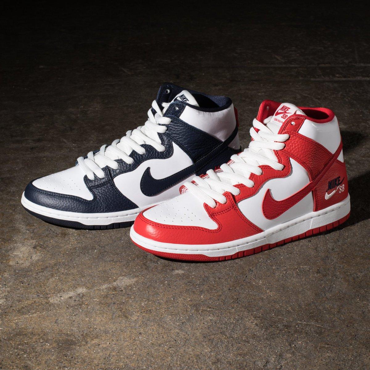 new arrivals 79e09 a890e Nike SB Zoom Dunk High Pro