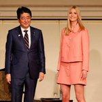 安倍首相、女性支援のイバンカ氏基金に57億円拠出を表明  sankei.com/politics/n…