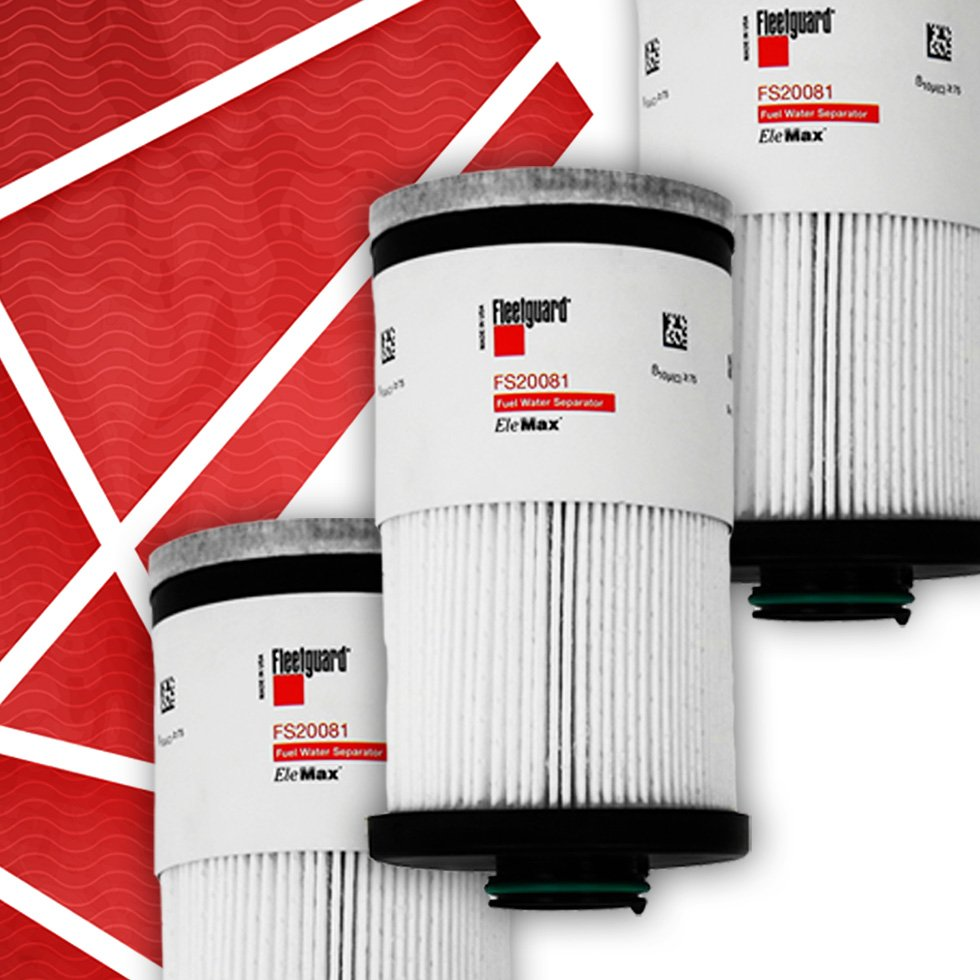 Fleetguard On Twitter The Fs20081 Is A Direct Fuel Filters For Diesel 230 Pm 2 Nov 2017