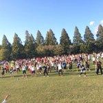 秋の恒例行事淳の休日 大人の運動会!本日天候に恵まれて無事に開催致します久しぶりに運動会したい大人た…