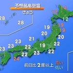 【きょうの空模様は?】東北南部から九州北部にかけて日中は晴れるでしょう。北海道と東北の北部は雲が多く…