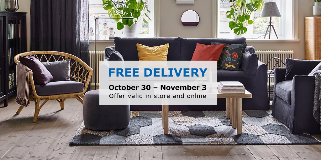 """IKEA USA on Twitter: """"Tomorrow is the last day to get FREE ..."""