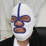 旭日双光章受章のザ・デストロイヤー=本名・リチャード・ベイヤー=さん「日本ファンの前でマスク脱がない…