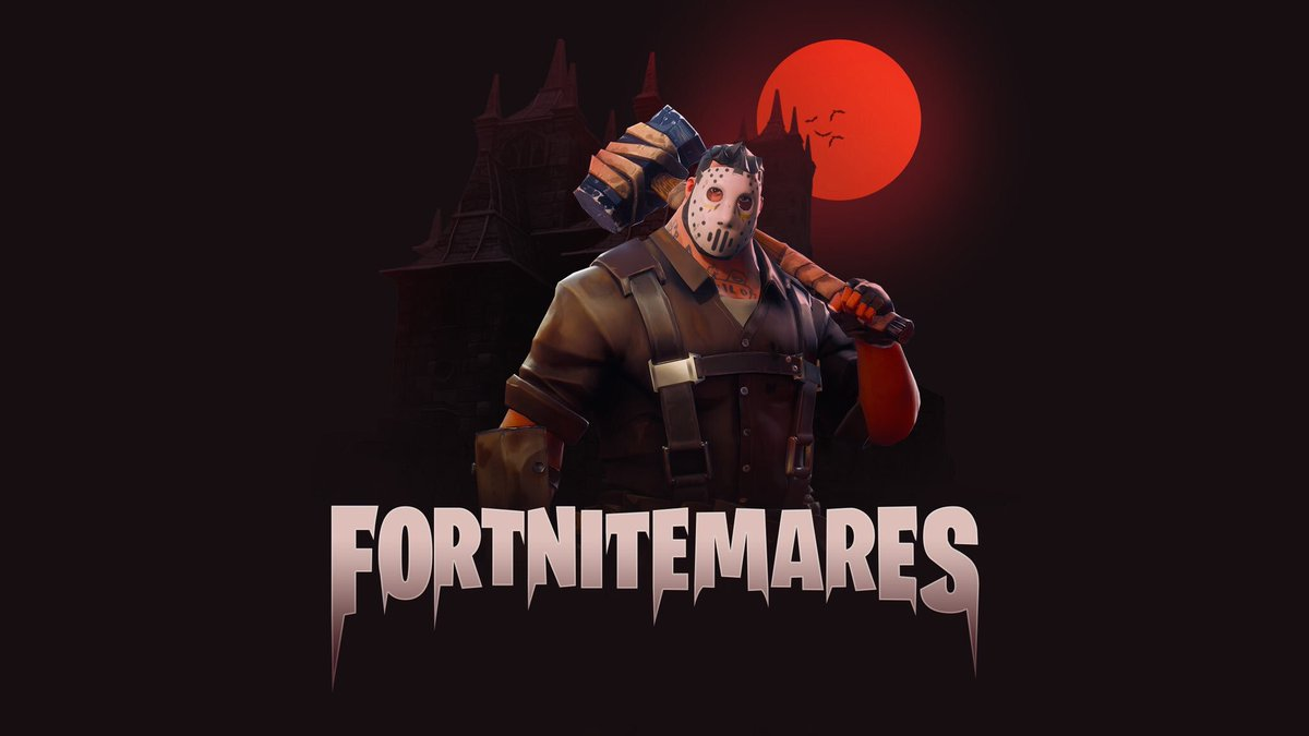 Fortnite Updates On Twitter Turn Up The Spookiness Setting