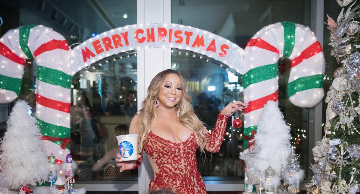 Mariah Carey's 'All I Want for Christmas Is You' has entered the iTunes charts.