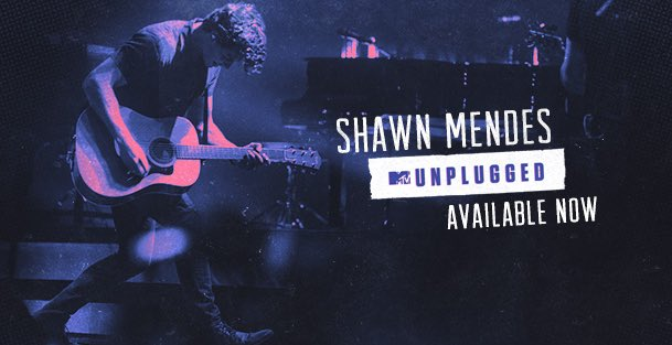 Go get the #MTVUnplugged live album now...