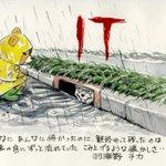 """< ウミノグマ逃げてぇー!史上最恐のホラー映画『IT/イット """"それ""""が見えたら、終わり。』の日本公…"""