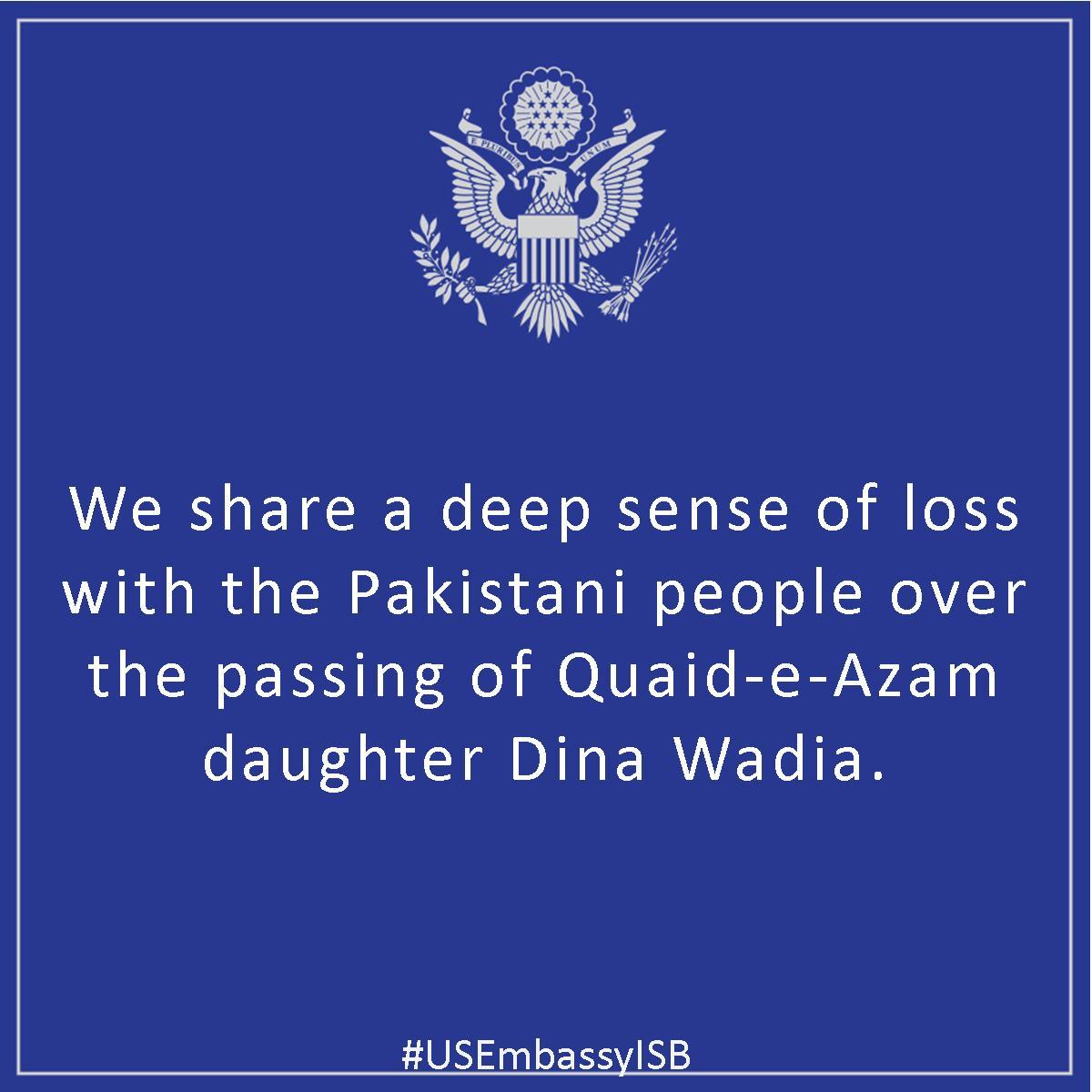 US Consulate Karachi usconsulatekhi  Twitter