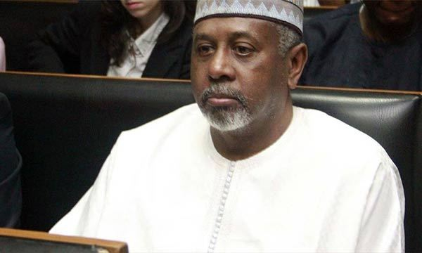 Sambo Dasuki has denied making any illegal transaction with former National Publicity Security of the Peoples Democratic Party [PDP], Olisa Metuh.