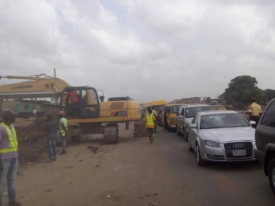 trafficalert\'s yarn: DRAINAGE CONSTRUCTION AT ILE-EPO AFFECTING ...
