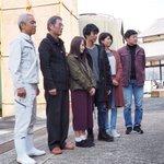 なんだか長い間広島にいる気分!まだ3日目🤔笑ほっこり仲良く撮影しております。 #恋のしずく pic.…