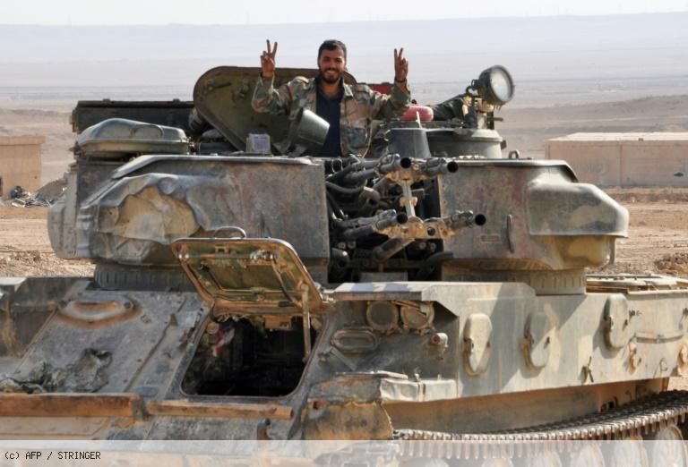 Sous pression en Irak et en Syrie, l'EI perd Deir Ezzor https://t.co/uKFQzrFcpH