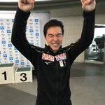 西日本Jr男子SP❄️山隈太一朗選手はショートで初めて3Aに成功し、1位🙌✨66.02点と自己ベスト…