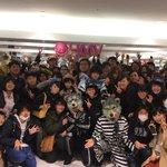 HMV札幌ステラプレイス店様デ!!!西村サントパチリ!!!!イツモ展開アリガトウゴザイマス!!!来テ…