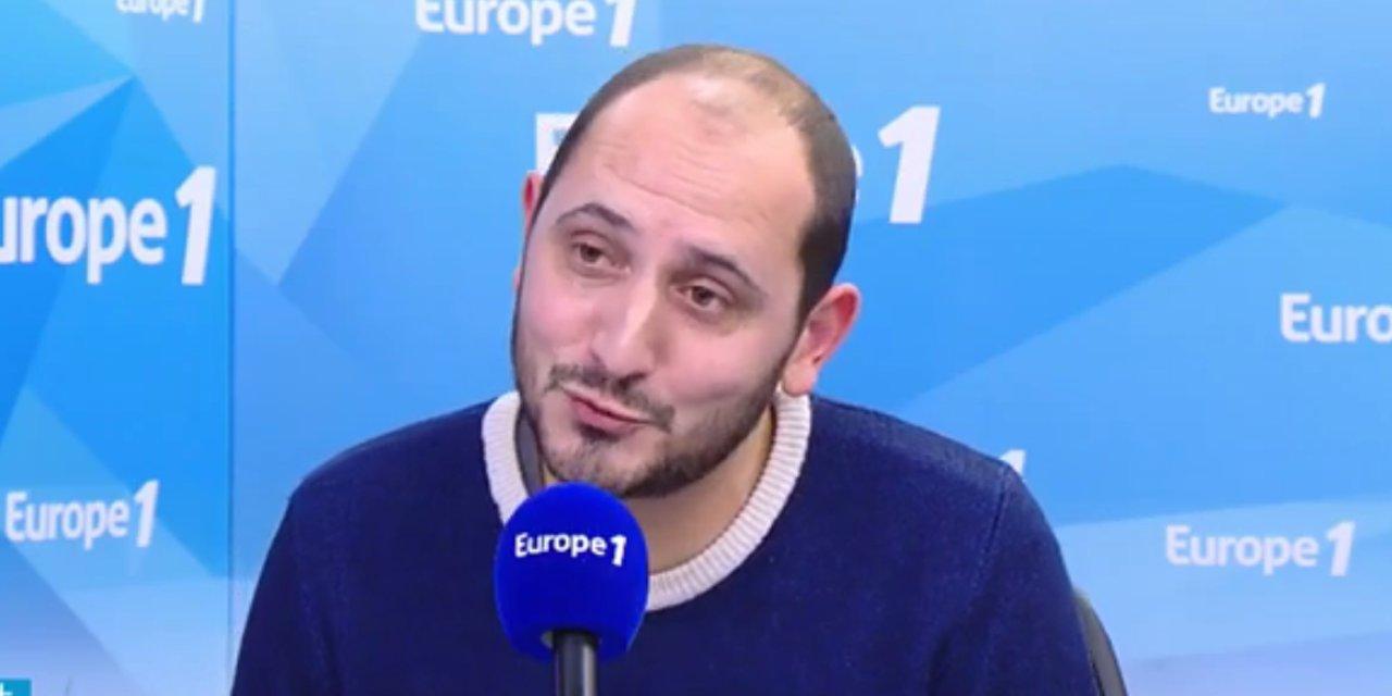 Karim Rissouli, majordome de Caroline Fourest