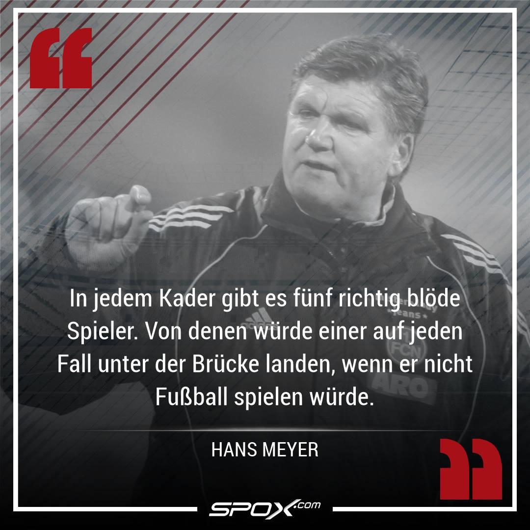 Spox Redaktion On Twitter Hans Meyer Wird Heute 75
