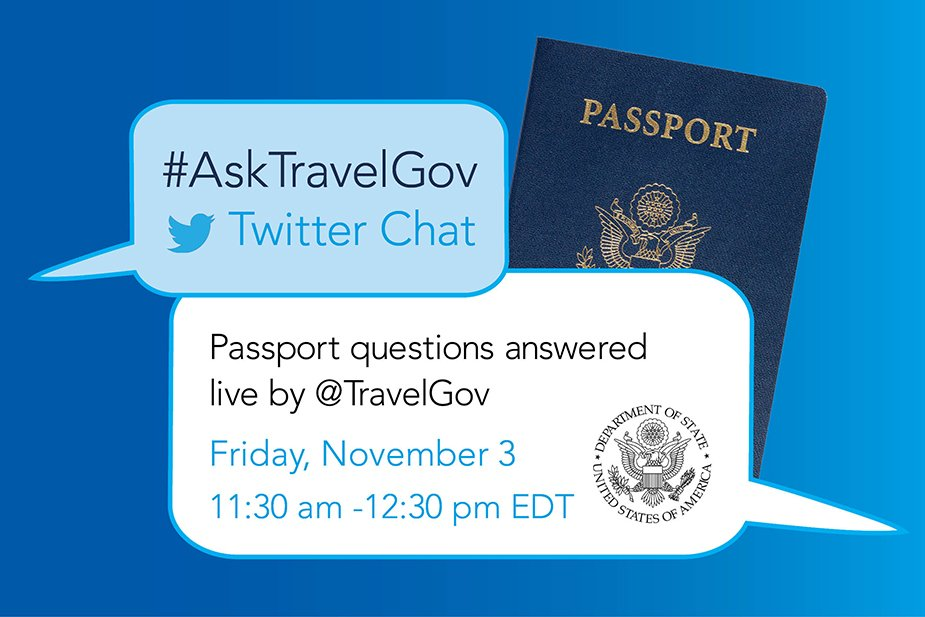 """Travel - State Dept on Twitter: """"Adults passports are valid for 10 years.  Details on how to change your name can be found here:  https://t.co/p6Z4wr8RhA… """""""