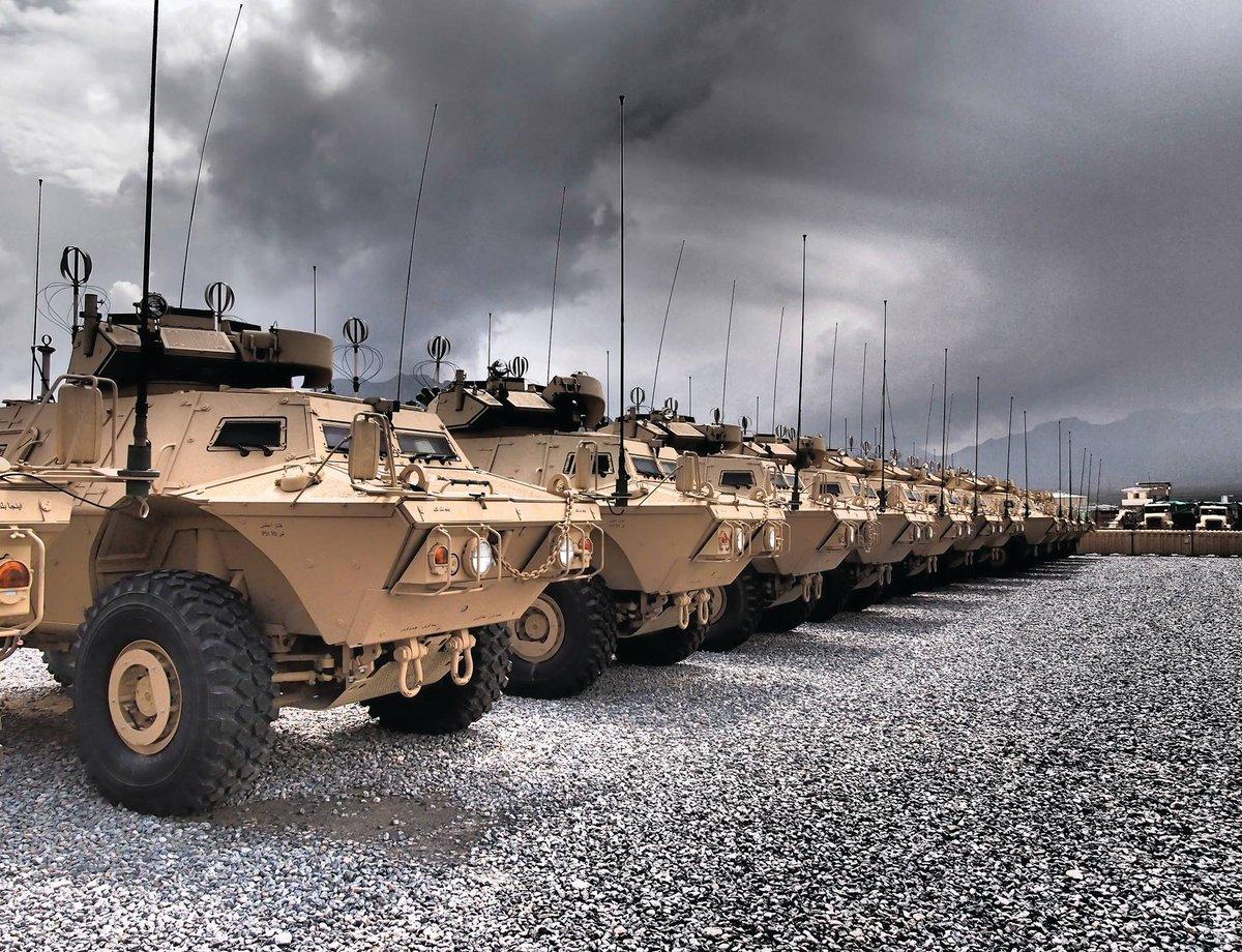 "Textron Systems تلقت طلبا لتوريد عدد 55 عربة ""MSFVs"" إلى الجيش الوطني الأفغاني DNtJJq1XkAEgz2G"