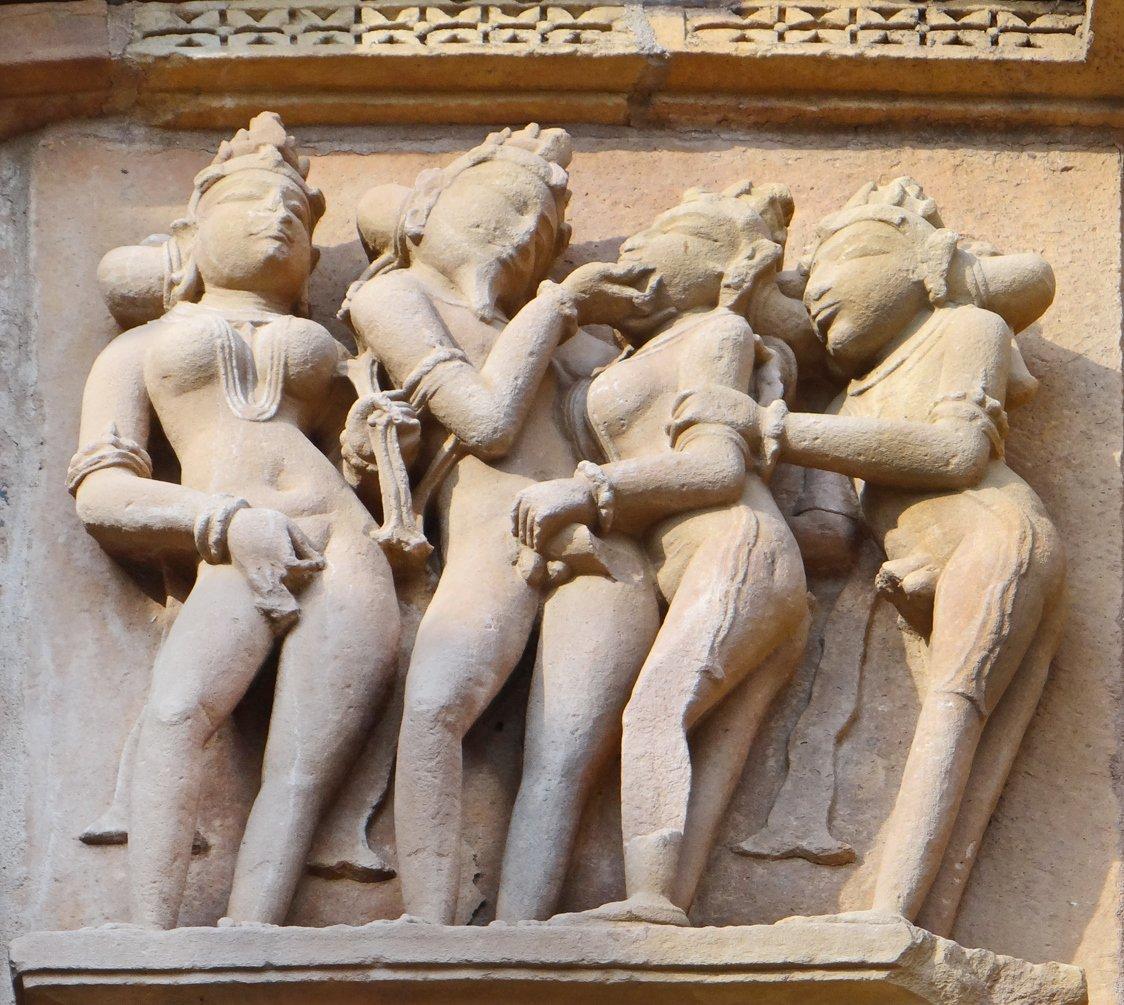 Храм и секс