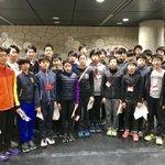 西日本選手権❄️第1日目全競技終了しました☺️🍀ジュニア男子はマジメに☝🏻シニア男子は仲良しに🎶ジュ…